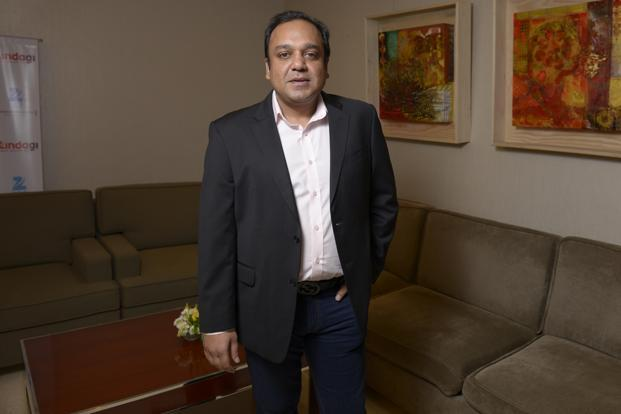 In the upcoming phases, the total spends for content production might go up by 15%, said Punit Goenka, managing director and chief executive officer, Zee Entertainment Enterprises Ltd. Photo: Abhijit Bhatlekar/Mint