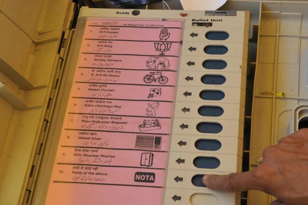 electronic votting machine