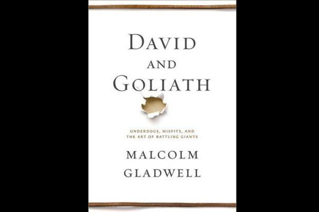 The Best Book On Leadership I Have Read David And Goliathunderdogs