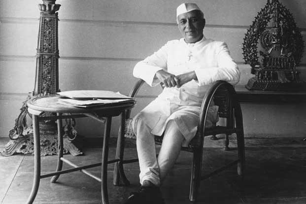 Jawaharlal Nehru. Photo: Getty Images