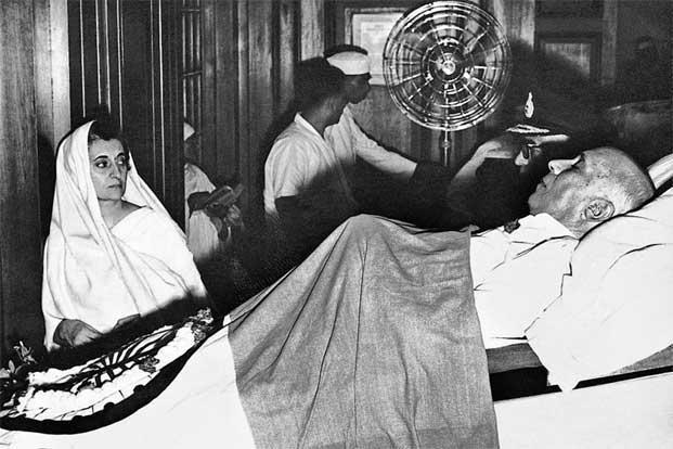 Indira Gandhi As A Child