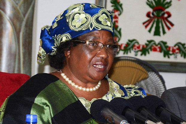 Joyce Banda says she will not participate in the forthcoming presidential elections. Photo: AFP