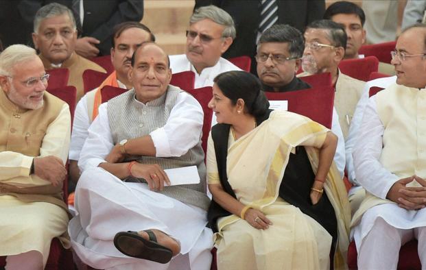 Narendra Modi's council of ministers - Livemint