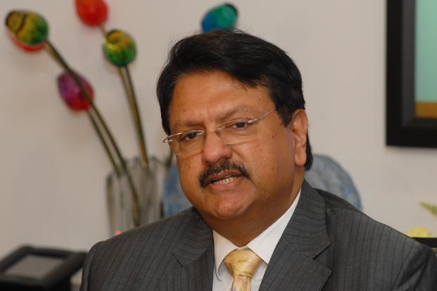Piramal Enterprises chief Ajay Piramal said integrating debt and equity platform into a combined entity will ensure that we are best positioned to gain valuable information, skills and insights. Photo: Hemant Mishra/Mint