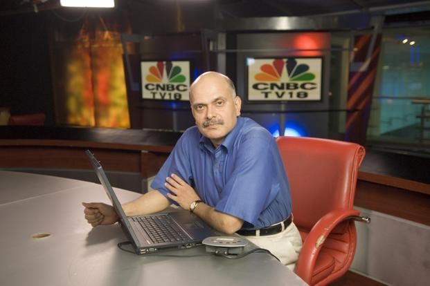 Network18 founder and chairman Raghav Bahl. Photo: Mint