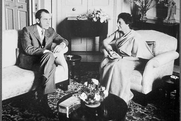 essay troubling truths livemint indira gandhi and richard nixon meeting on 31 1969 photo commons