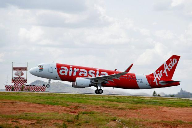AirAsia India, the Indian arm of Asia's biggest budget carrier Malaysia-based AirAsia Bhd, is the fourth low-cost carrier in India. Photo: PTI