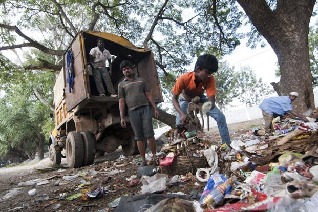 The initiative, called the 'I Got Garbage', has some 5,251 wastepickers and some 6,907 households enrolled. Photo: Mint
