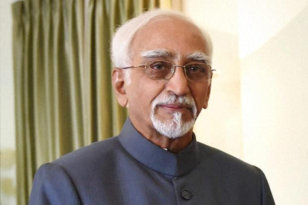 A file photo of Hamid Ansari. Ansari will also visit Xi'an, the capital of Shaanxi province in the north-west. Photo: PTI