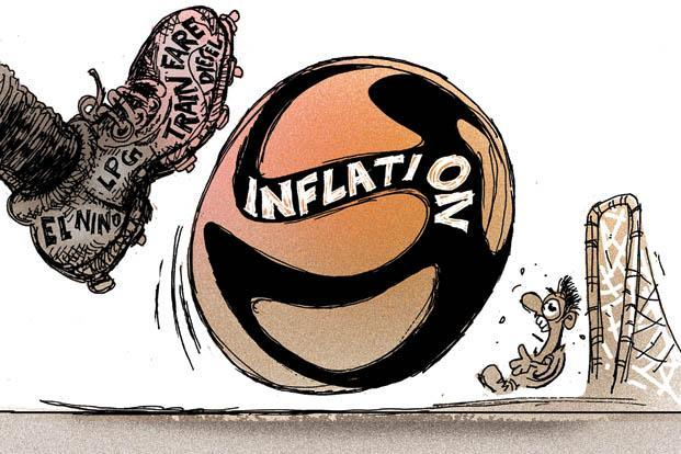 The inflation football