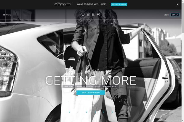 Uber is running a promotional campaign to boost sales, where a first-time user can get <span class='WebRupee'>Rs.</span>500 off on the first UberX ride.