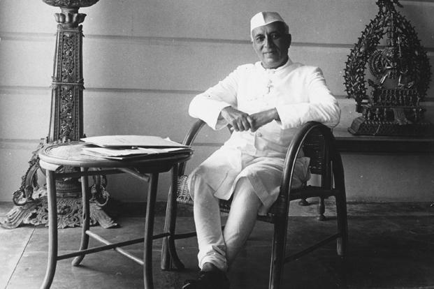 According to Nehru's biographer Benjamin Zachariah, 'National Herald' was born out of Nehru's political frustrations in the mid-1930s. Photo: Getty Images