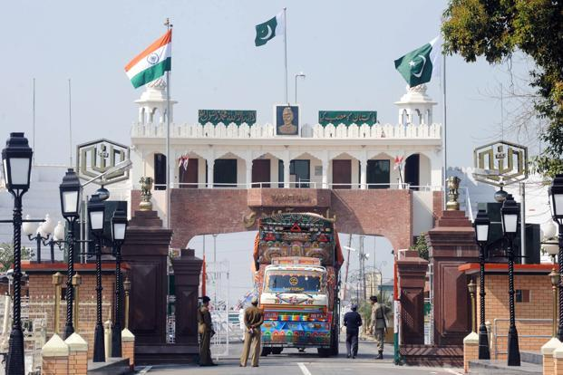 A modern check post on the lines of the integrated check post at Wagah/Attari will address several of the infrastructural problems being faced by businesses on both sides. Photo: AFP