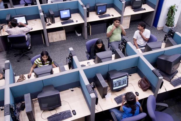 Rcom in talks to outsource management of its bpo business for Tata motors recruitment process