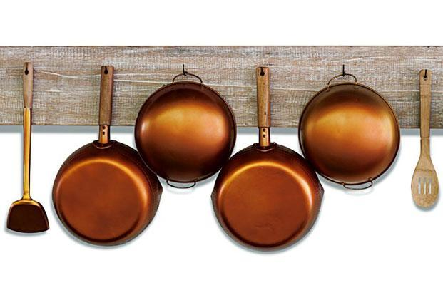 Apart From Being Used In Cooking, Copper Vessels Are Also Used To Store  Water Because