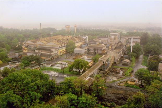 The Uranium Corp site in Jharkhand. The Ranchi high court noted in February after filing a petition against Uranium Corp. of India that children living near the mines are born with swollen heads, blood disorders and skeletal distortions.