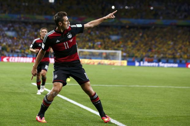 How Argentina and Germany have fared at World Cup finals ...