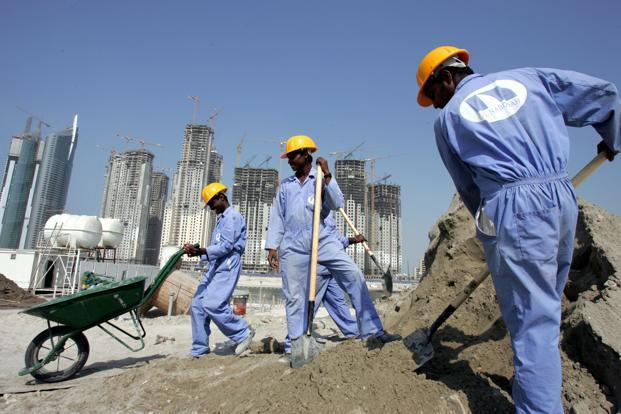 Doha already faces a housing shortage, even before the expected arrival of half a million more migrants to work on massive World Cup construction projects. Photo: AP