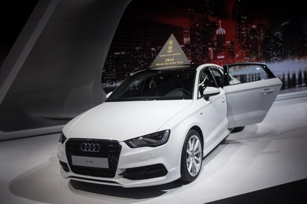 Audi Starts A Production In India Before Launch Livemint - Audi india