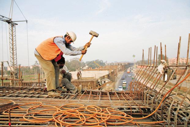 A pick-up on project activity could lead to more demand for refinancing. Projects worth Rs50,000 crore have been cleared since the new government took charge. Photo: Bloomberg