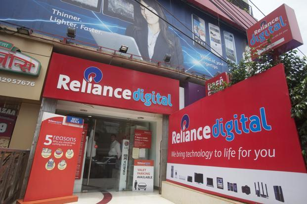 In June quarter, Reliance Retail reported a record 144% jump in operational profit to <span class='WebRupee'>Rs.</span>171 crore from <span class='WebRupee'>Rs.</span>70 crore a year ago. Photo: Bloomberg