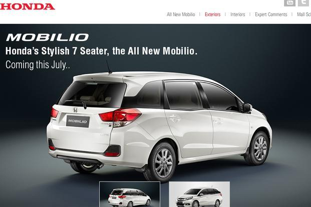 Mobilio Is Developed By Honda Research And Development Center In Bangkok The Car Comes With