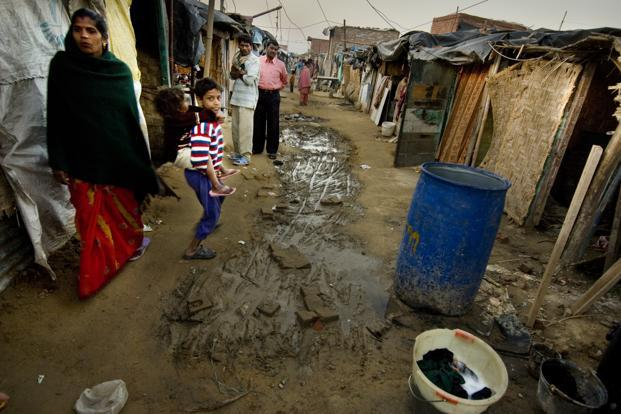 India's HDI value for 2013 is 0.586, which falls in the medium human development category, said a United Nations Development Programme report. Photo: Mint