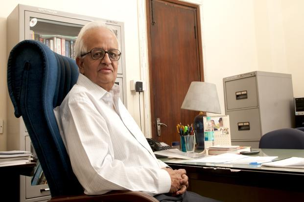 A file photo of Bimal Jalan. Photo: Ramesh Pathania/ Mint