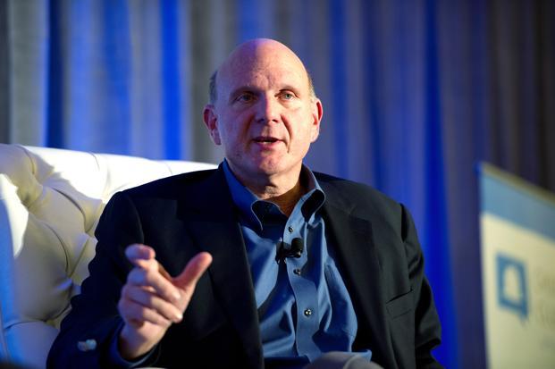 Former Microsoft CEO Steve Ballmer leaves board of ...