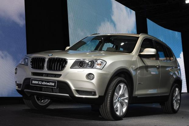 bmw launches new x3 priced up to rs49 9 lakh livemint. Black Bedroom Furniture Sets. Home Design Ideas