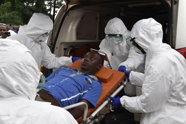 The deadly outbreak that began in Guinea in March and has spread to neighbouring Liberia and Sierra Leone as well as to Nigeria requires a massive and coordinated international response, the WHO said. Photo: AFP