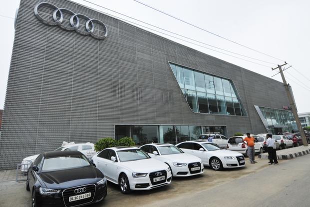 Audi Recalls Cars Over Braking System Problem Livemint - Audi car company