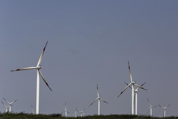 Suzlon, which hasn't made profit since 2009, is now seeking to recapture demand after financial woes slowed its ability to carry out orders.    Photo: Bloomberg