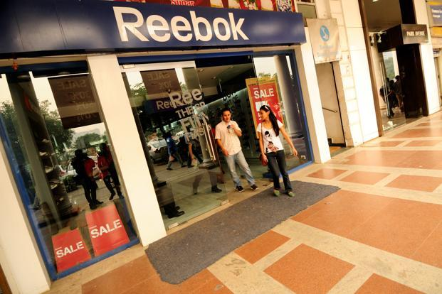 stores that sell reebok