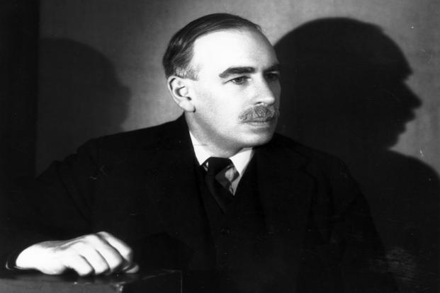 Economist John Maynard Keynes predicted a 15-hour week by 2030, an end to the human struggle to survive. Photo: Gordon Anthony/ Getty Images
