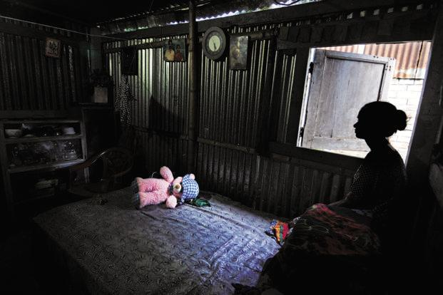 Dasra, along with organizations such as the UK's Hummingbird Trust and Japan's Kamonohashi Project, find that as many as 40% trafficked girls in the sex trade are adolescents and 15% are below the age of 15. Photo: Indranil Bhoumik/Mint