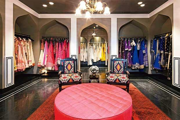 Lounge Review Anita Dongre S Delhi Store Livemint