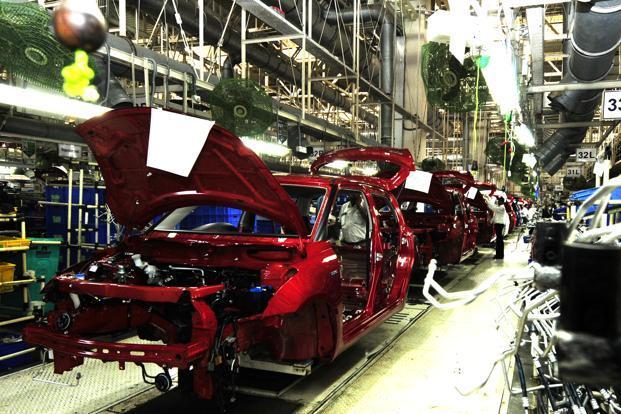 Maruti Suzuki Manufacturing Process Video