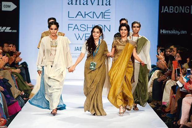 Image result for Anavila Misra designer fashion week