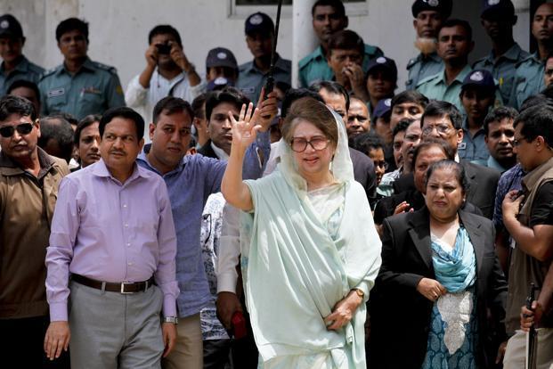 Bangladesh S Khaleda Zia Loses Court Battle On Corruption