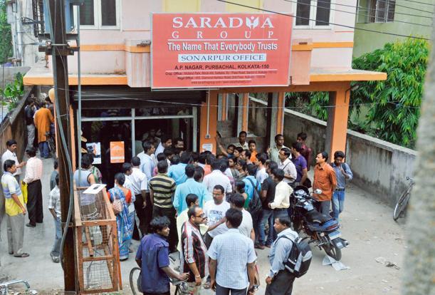Saradha Group ran ponzi schemes, says SFIO report