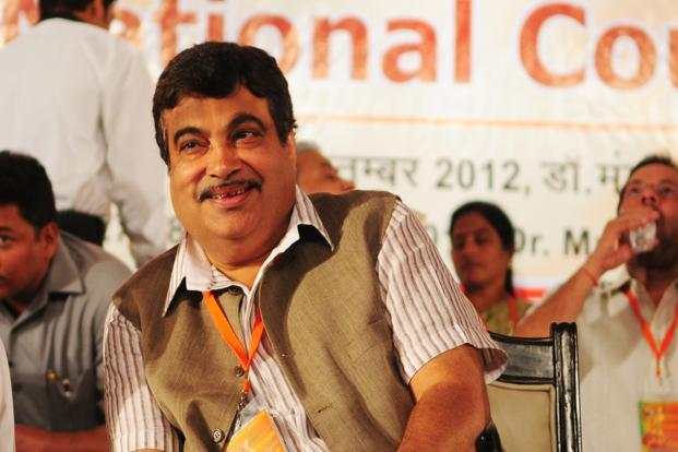 The BJP's alliance with the Shiv Sena is in trouble, and the party has asked Union minister Nitin Gadkari to intervene to forge an agreement that could save the 25-year-old political partnership. Photo: Ramesh Pathania/Mint