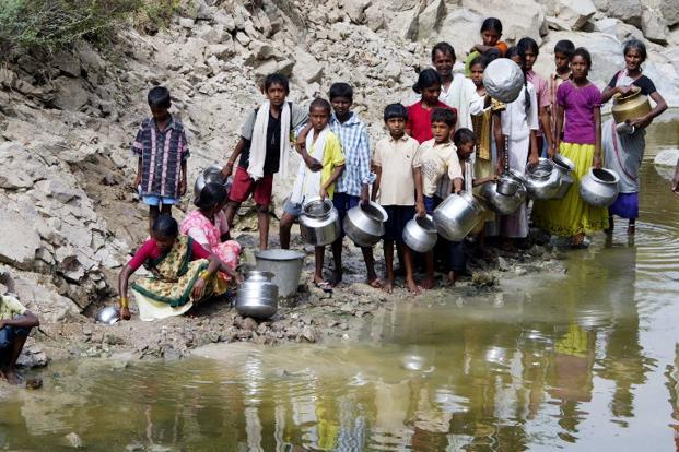 essays on water crisis