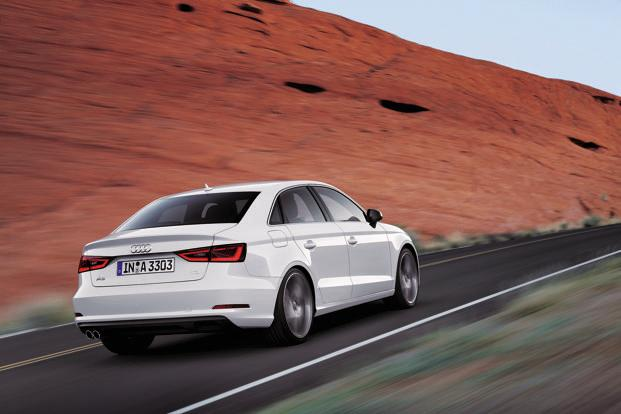 Should One Buy The Audi A Just For Brand Value Livemint - Audi car 10 lakh
