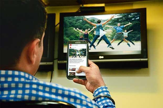 TV on Your Mobile Phone!