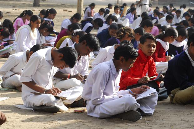 More than 90% of the schools surveyed in rural areas do not have any kind of Internet connectivity. Photo: Mint
