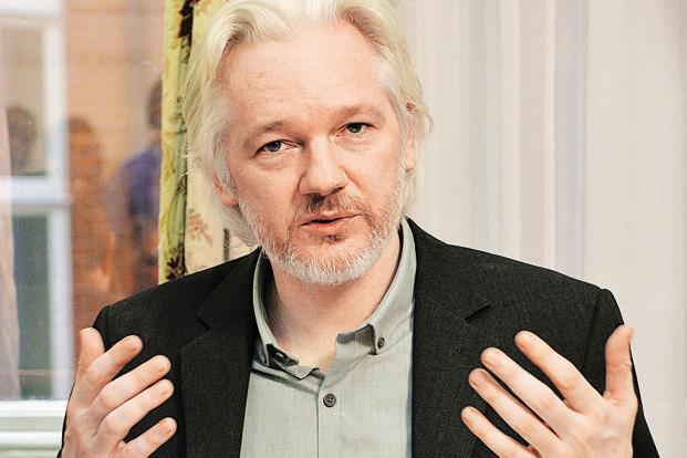 Julian Assange next big project is to find a technological solution that would make surveillance-proof communication and censorship-proof publishing the norm rather than a dream. Photo: AFP