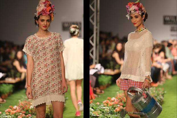 Wills Lifestyle India Fashion Week Spring Summer 2015 Day