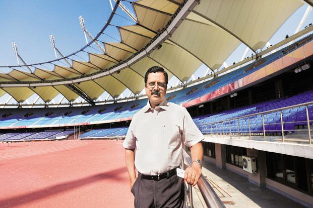 Thomson says India needs to have universities in the country conducting proper postgraduate courses in sports science, biomechanics, physiotherapy and sports medicine, and that the Sports Authority of India will need to set up these facilities at all its elite centres. Photo: Ramesh Pathania/Mint (Ramesh Pathania/Mint)