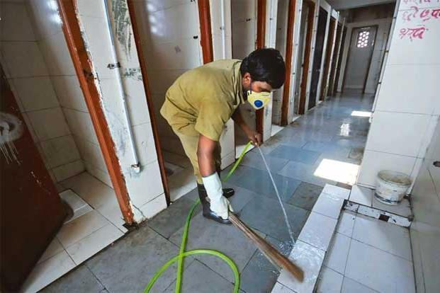 Keeping the toilets clean will ensure more users. Photo: Yogesh Joshi/Mint